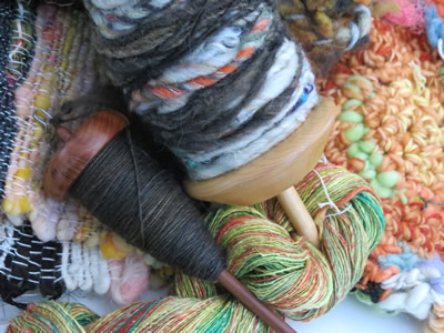 spindles photo: linda scharf/stoneleafmoon.com